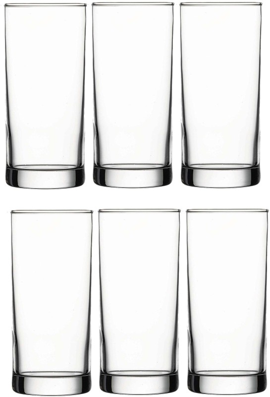 Arcoroc Glass Set(340 ml, Clear, Pack of 6)