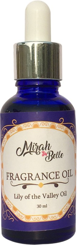 Mirah Belle Naturals Lily of the Valley Fragrance Oil Hair Fragrance Fragrance oil(30, Red)