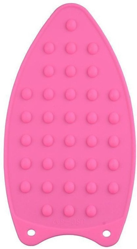 KARP Silicone Iron Rest Pad - Pink Ironing Mat(Silicone)