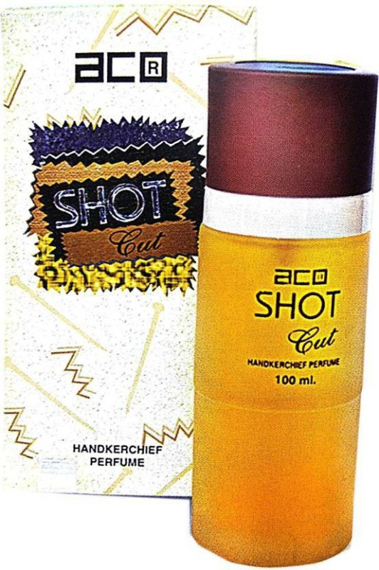 ACO SHOT CUT Eau de Parfum - 100 ml(For Men & Women)