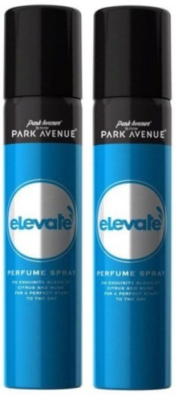 Park Avenue Elevate Perfume Spray 100g Buy 1 Get 1 Free Eau de Parfum - 100 ml(For Men)
