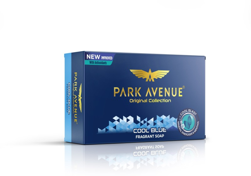 Park Avenue Cool Blue Soap(125 g)