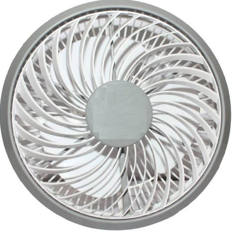 Starvin Roto Grill Fan 3 Blade Wall Fan(white)