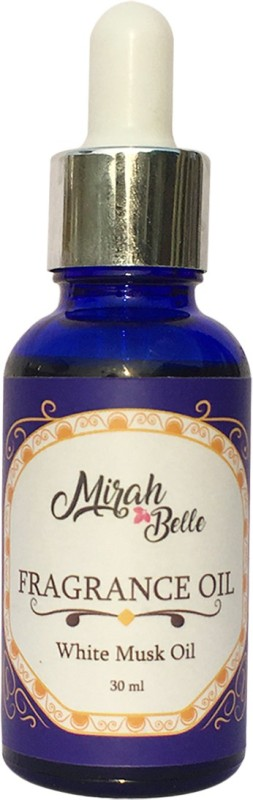 Mirah Belle Naturals White Musk Fragrance Oil Hair Fragrance Fragrance Oil(30, Blue)