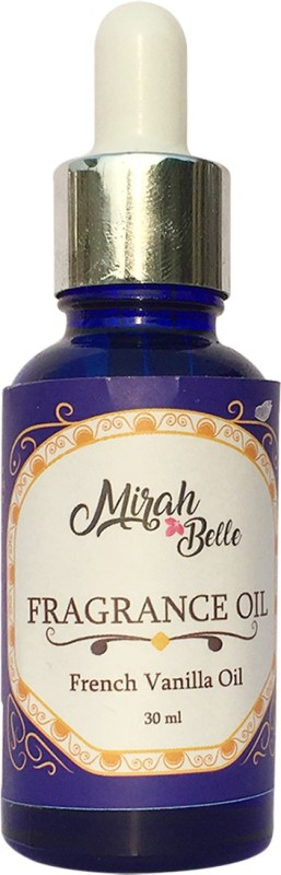 Mirah Belle Naturals French Vanilla Fragrance Oil Hair Fragrance Fragrance Oil(30, Blue)