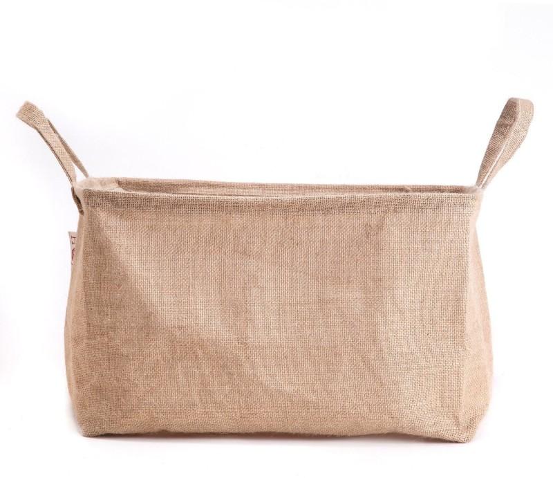 H&B Laundry-storage-bag Laundry Trolley(Beige)