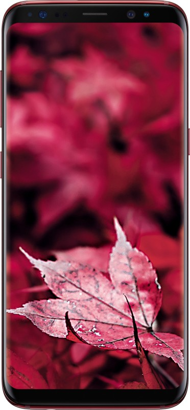 Samsung Galaxy S8 (Burgundy, 64 GB)(4 GB RAM)