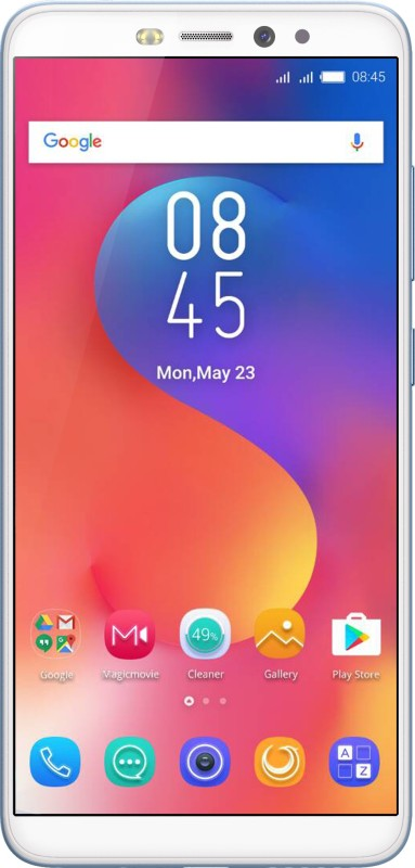 Infinix Hot S3 (Topaz Blue, 32 GB)(3 GB RAM)