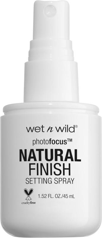 Wet n Wild Photo Focus Setting Spray - Primer - 45 ml(Seal The Deal)