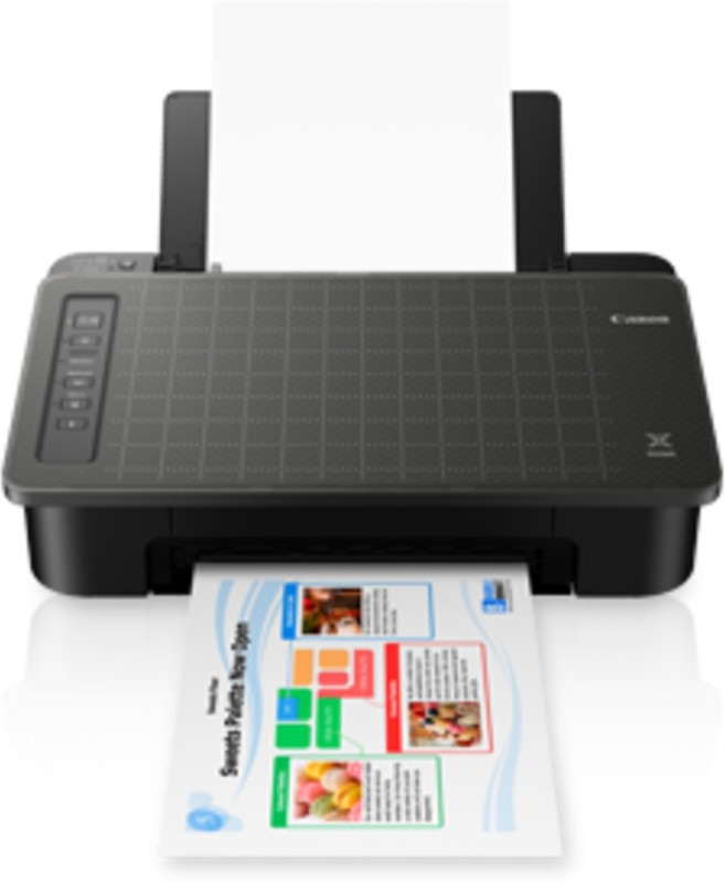 Canon TS307 (Direct WiFi ) Single Function Printer(Black)