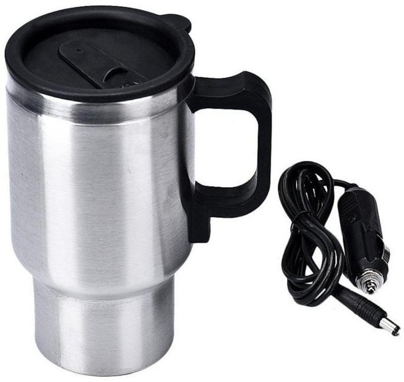 JIYA ENTERPRISE Stainless Steel Cup Kettle Self Heating Mug
