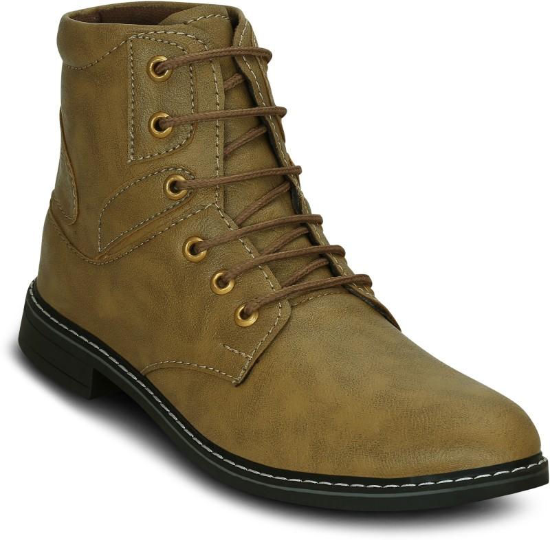 Get Glamr Boots For Men(Beige)