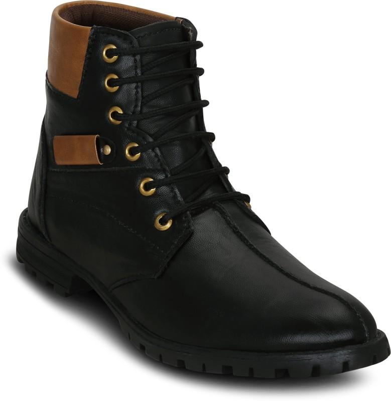Get Glamr Boots For Men(Black)