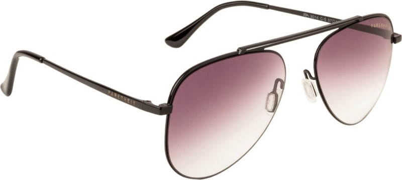 Farenheit Aviator Sunglasses(Violet)