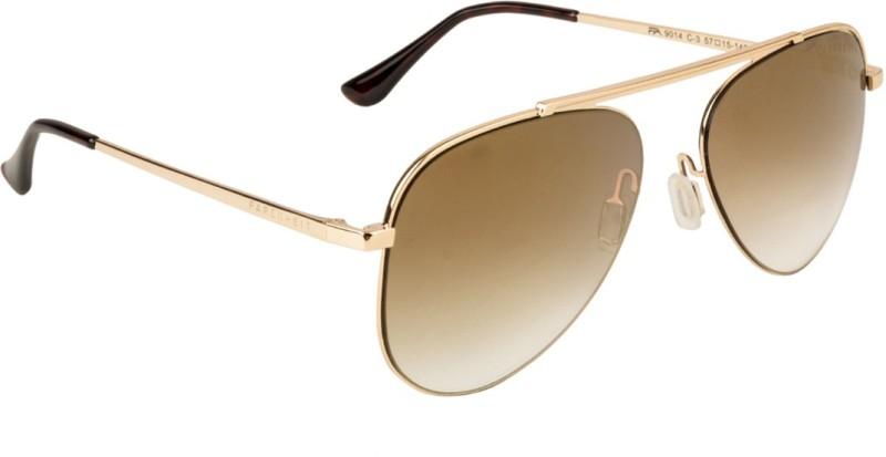 Farenheit Aviator Sunglasses(Golden)