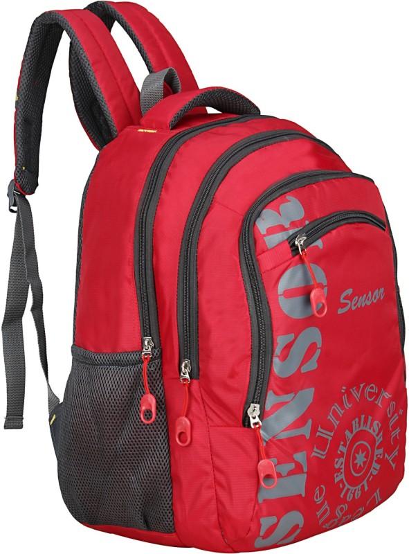 Sensor Frost 28 L Laptop Backpack(Red)
