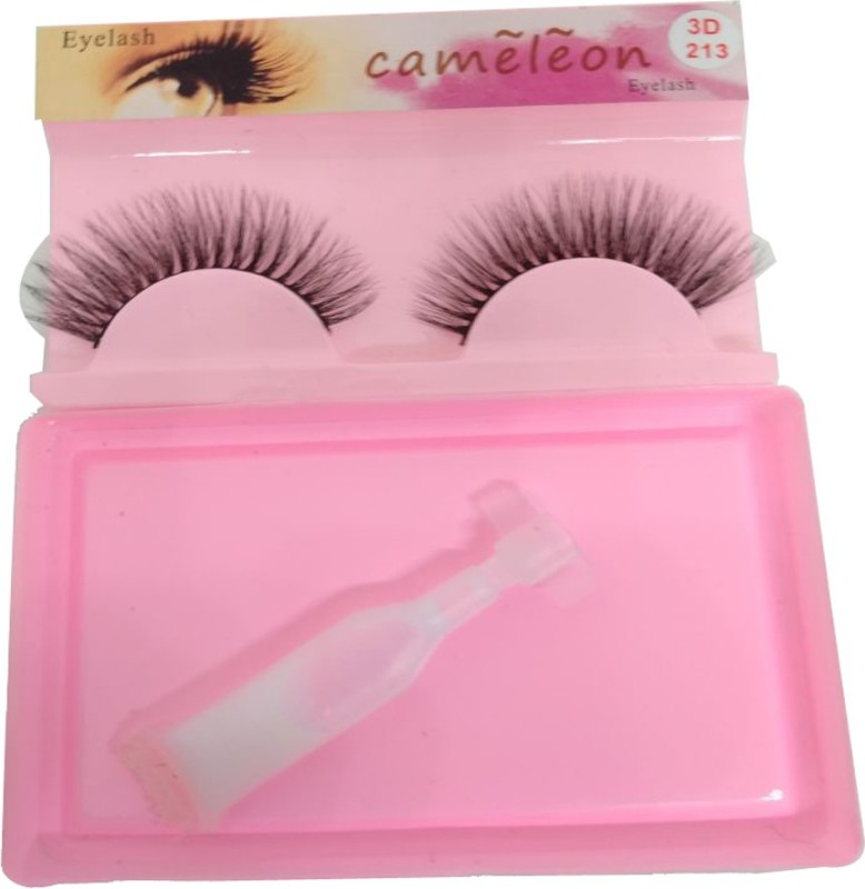 Cameleon 3D Eyelash For Woman(Pack of 1)
