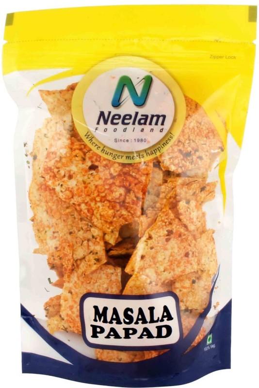 Neelam Foodland Yummy Masala Papad 200 g