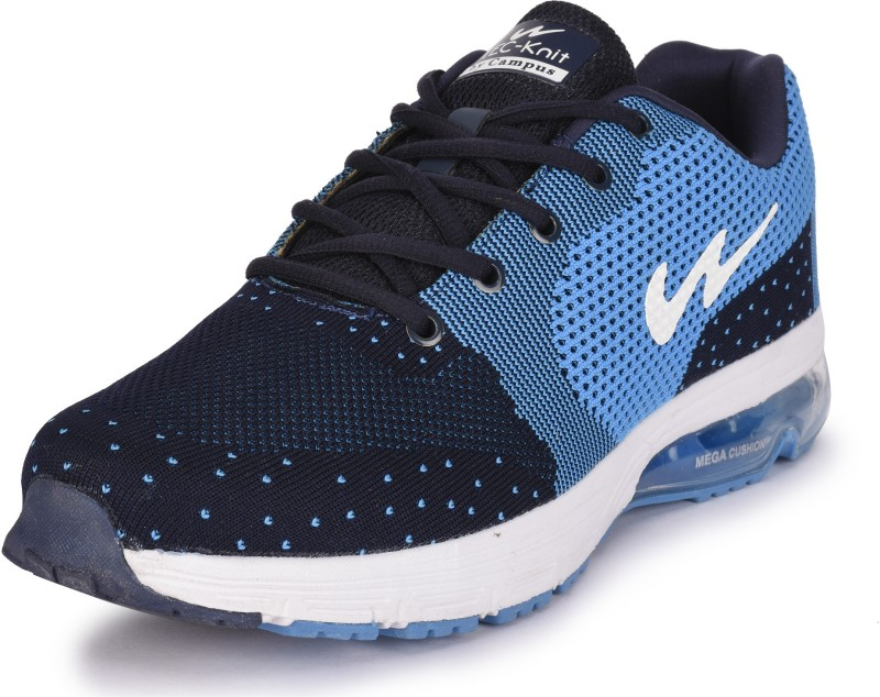 Campus GEO Running Shoes For Men(Blue)