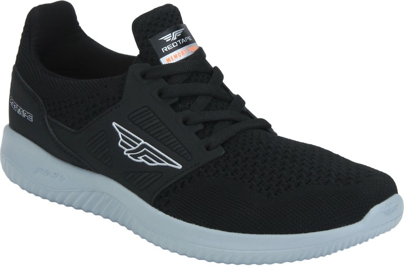 Red Tape Athleisure Sports Walking Shoes For Men(Black)
