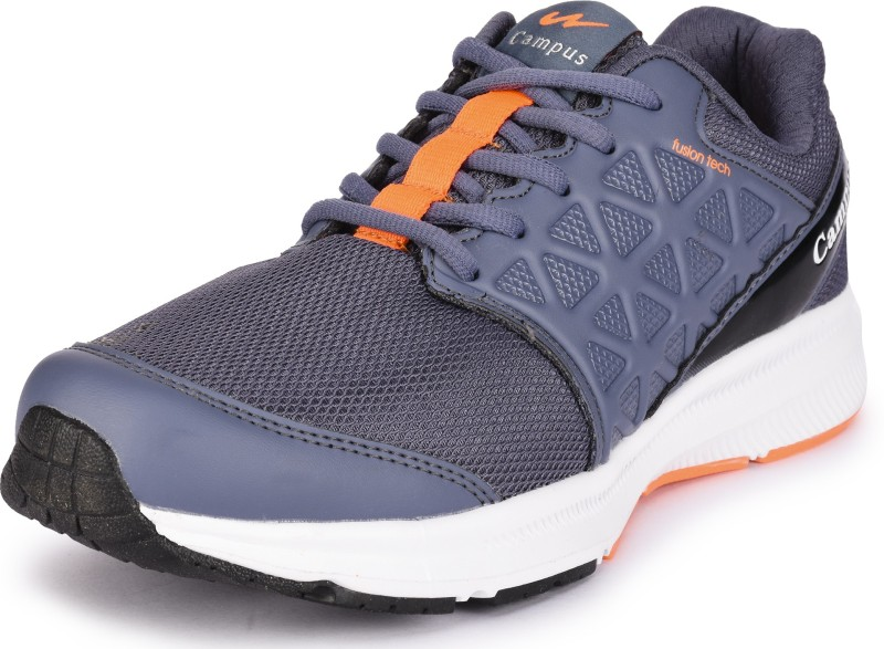 Campus SHADOW Running Shoes For Men(Grey)