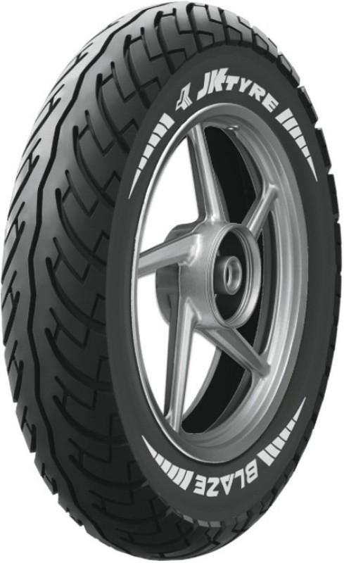 JK Tyre BLAZE BA21 90/90-12 Front & Rear Tyre(Street, Tube Less)
