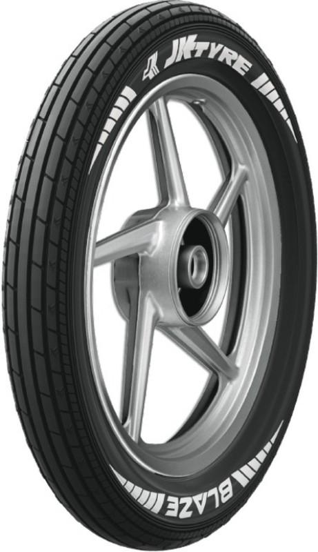 JK Tyre BLAZE BF11 2.75-18 Front Tyre(Street, Tube Less)