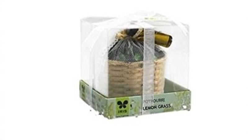 Iris LEMON GRASS Potpourri(127 g)