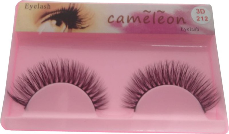 Cameleon 3D Eyelash For Woman 212(Pack of 1)