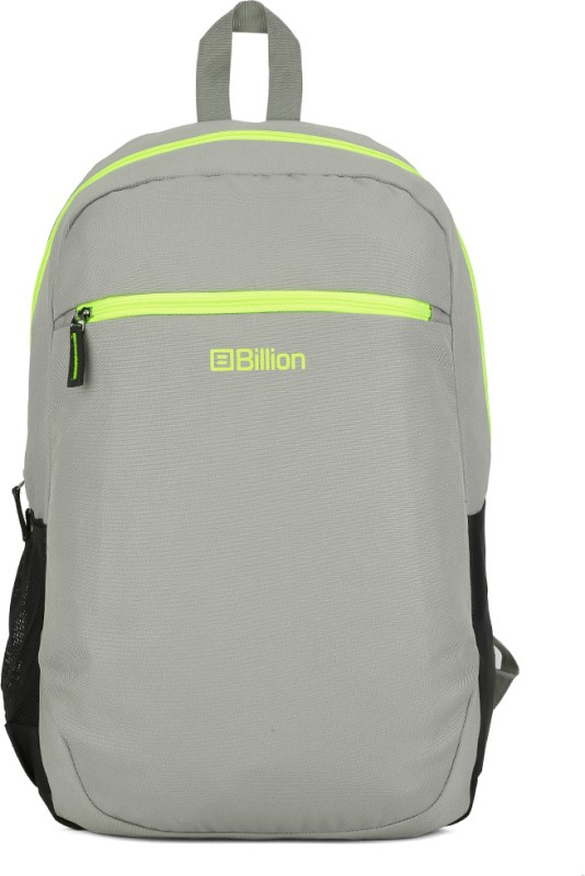 Billion HiStorage 34 L Backpack(Grey)