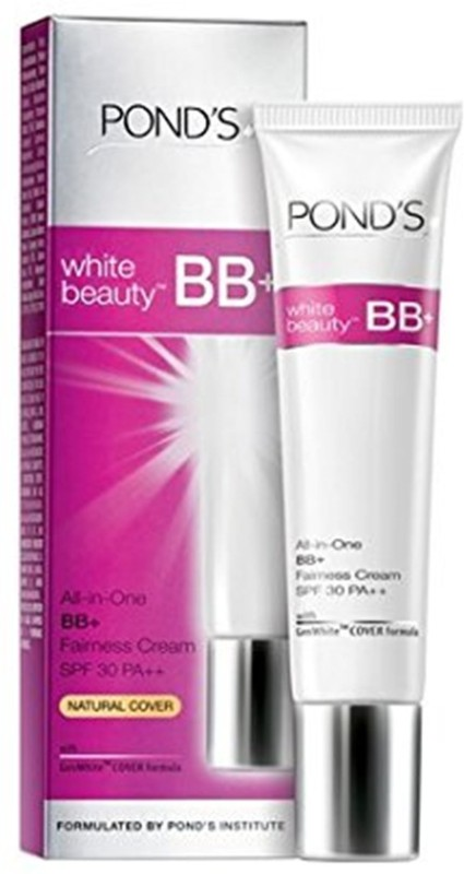 Ponds White Beauty All-in-One BB+ Fairness Cream SPF 30 PA++(50 g)