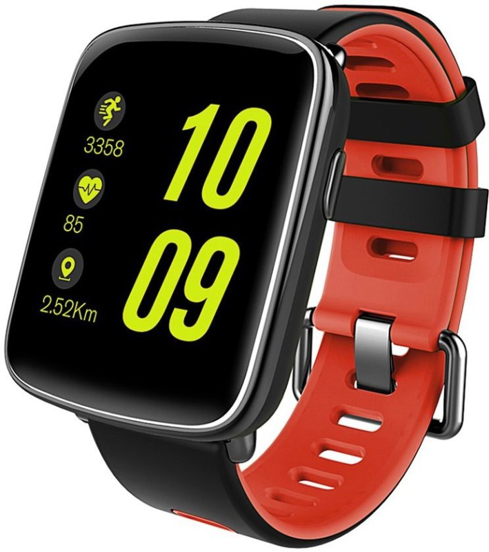 Omnix GV68 SMART WATCH Fitness Band(Red, Pack of 1)