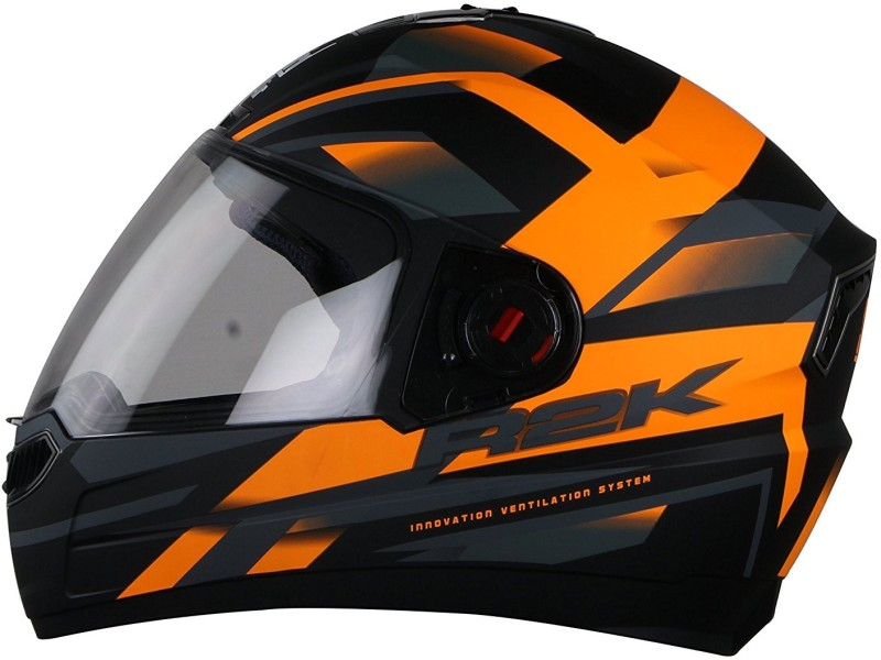 Steelbird AIR SBA-1 R2K Motorbike Helmet(Multicolor)