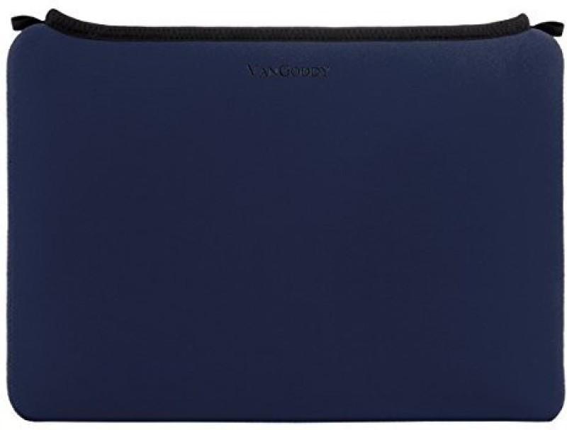 Vangoddy 11 inch Sleeve/Slip Case(Blue)