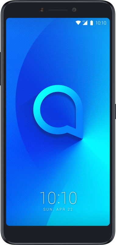 Alcatel 3V (Spectrum Black, 32 GB)(3 GB RAM)