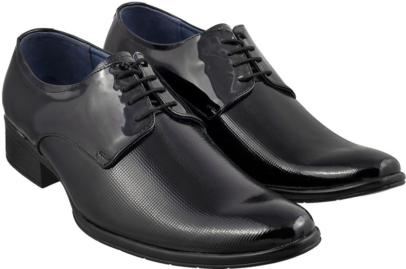 Mochi Awesome Lace Up For Men(Black)