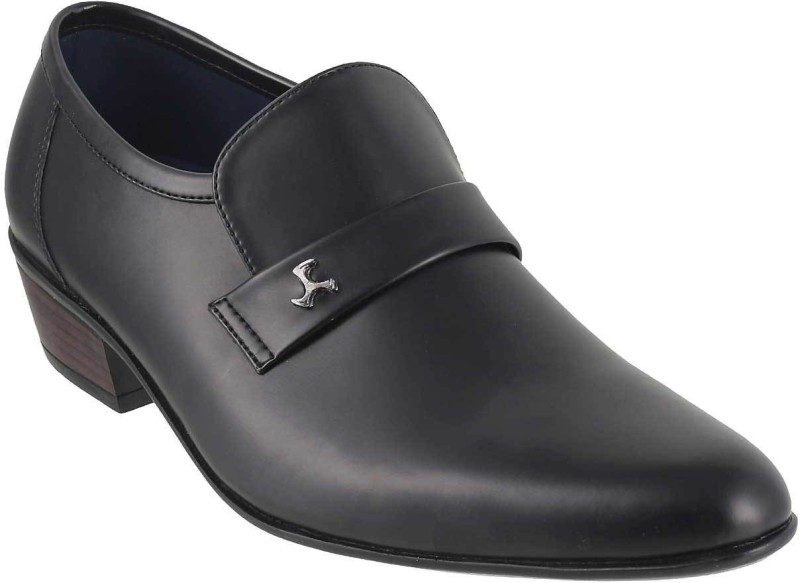 Mochi Awesome Slip On For Men(Black)