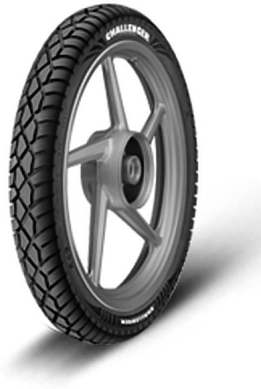 JK Tyre CHALLENGER R43 3.00-17 Rear Tyre(Street, Tube)