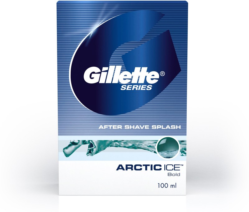 Gillette Arctic Ice Aftershave Splash(100 ml)
