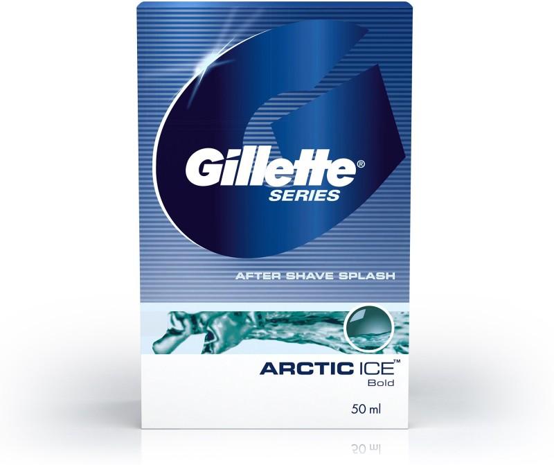 Gillette Arctic Ice After Shave Splash(50 ml)