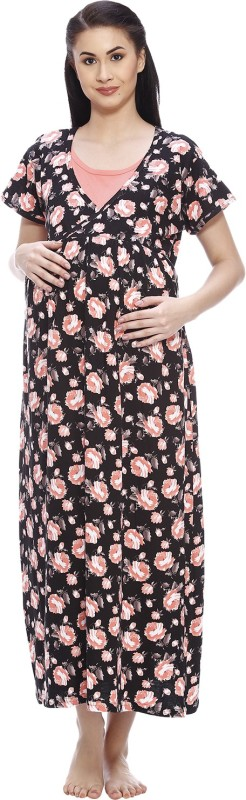 693daadccaa4b Vixenwrap Women Maxi Black Dress