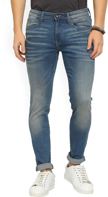 V Dot by Van Heusen Slim Mens Blue Jeans