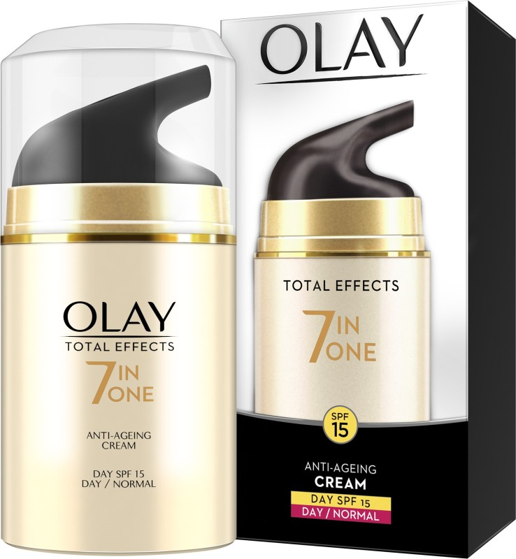 Olay olay total effects 7 in one anti-ageing cream normal day spf 15(50 g)