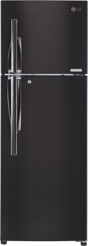 LG GL T402JBLN 360Ltr Double Door Refrigerator