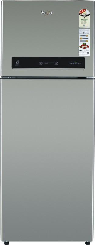 Whirlpool 340 L Frost Free Double Door 3 Star Refrigerator(Arctic Steel, IF 355 ELT 3S)