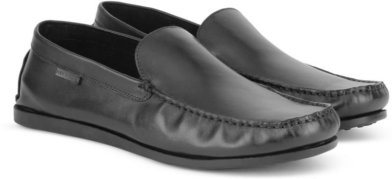 Lee Cooper Loafers For Men(Black)