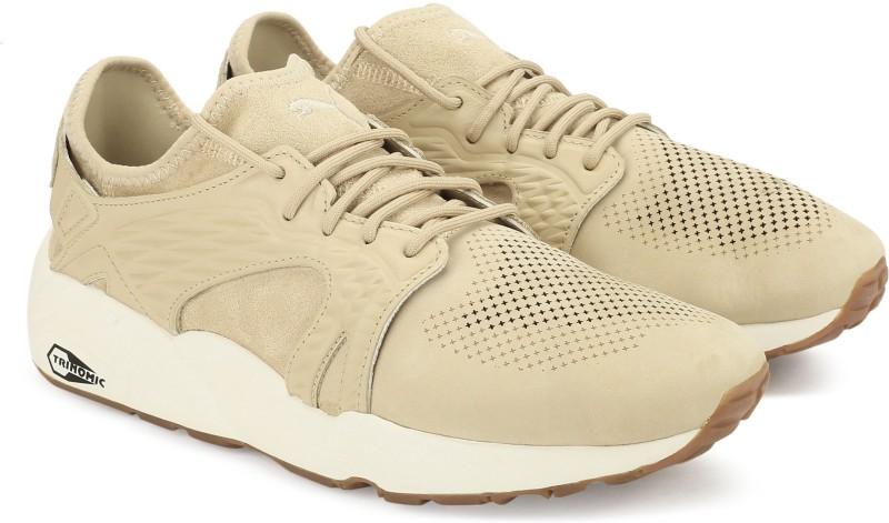 Puma Blaze Cage Sandstorm Sneakers For Men(Beige)
