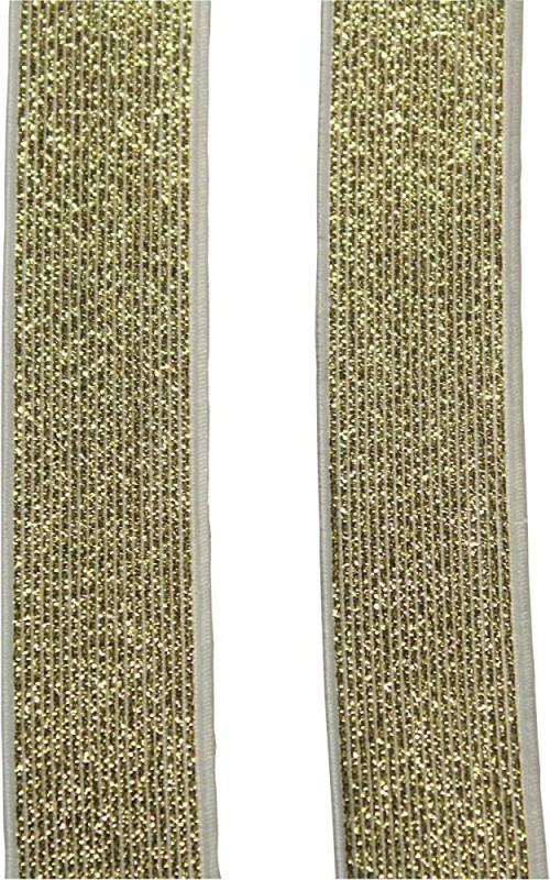 Jainsons Knitted Gold Elastic(25 m)