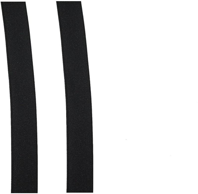 Jainsons Woven Black Elastic(25 m)