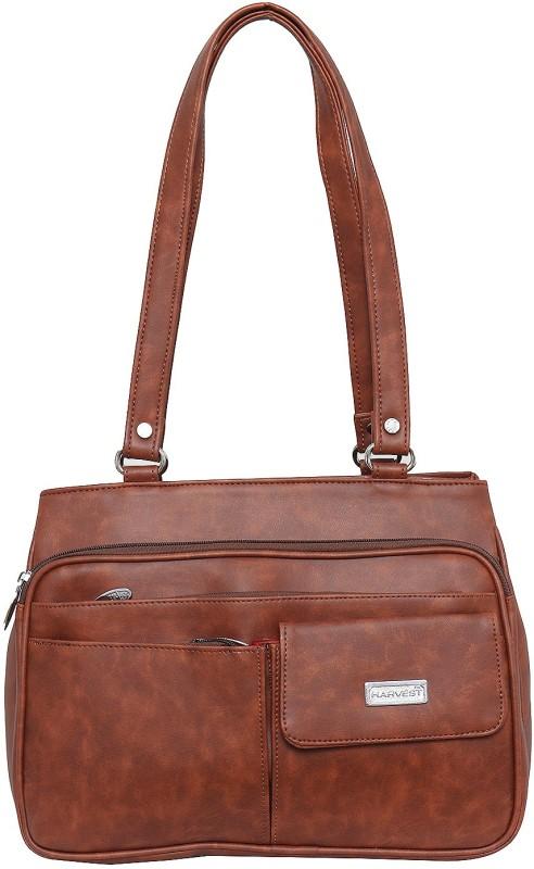 Harvest Shoulder Bag(Brown)
